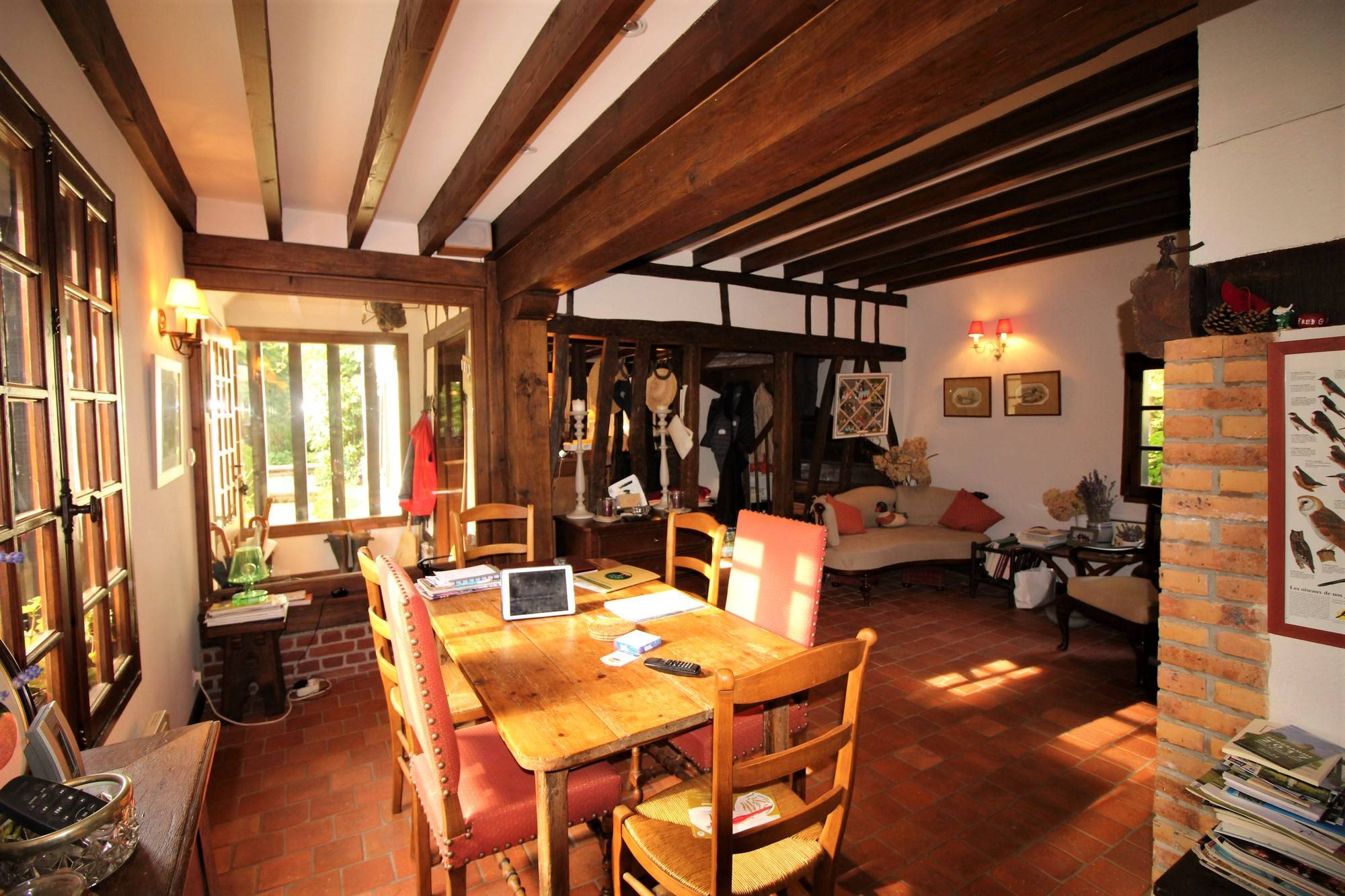 Achetez ancien pressoir aménagé en habitation Eure 27
