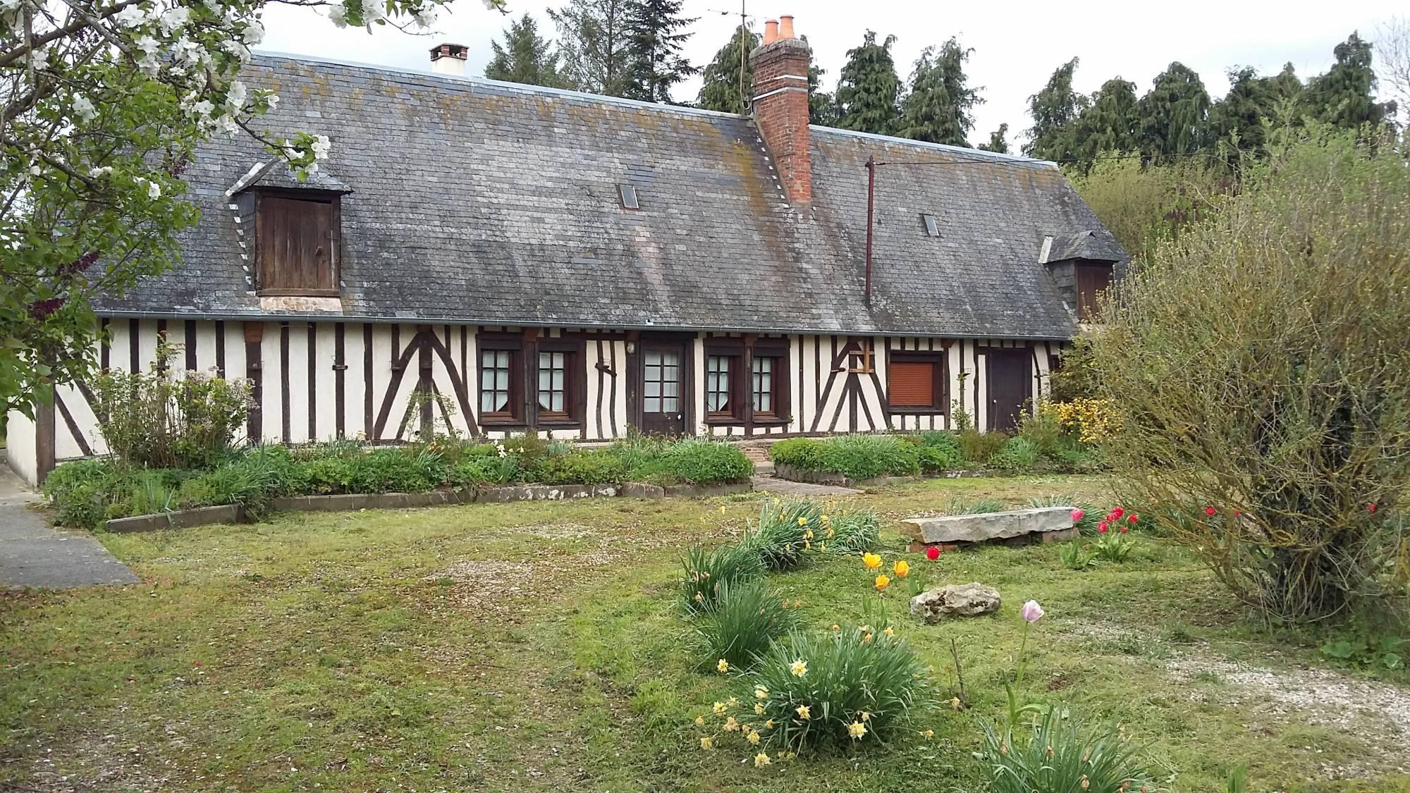 ENSEMBLE NORMAND Région Cormeilles, Eure 27