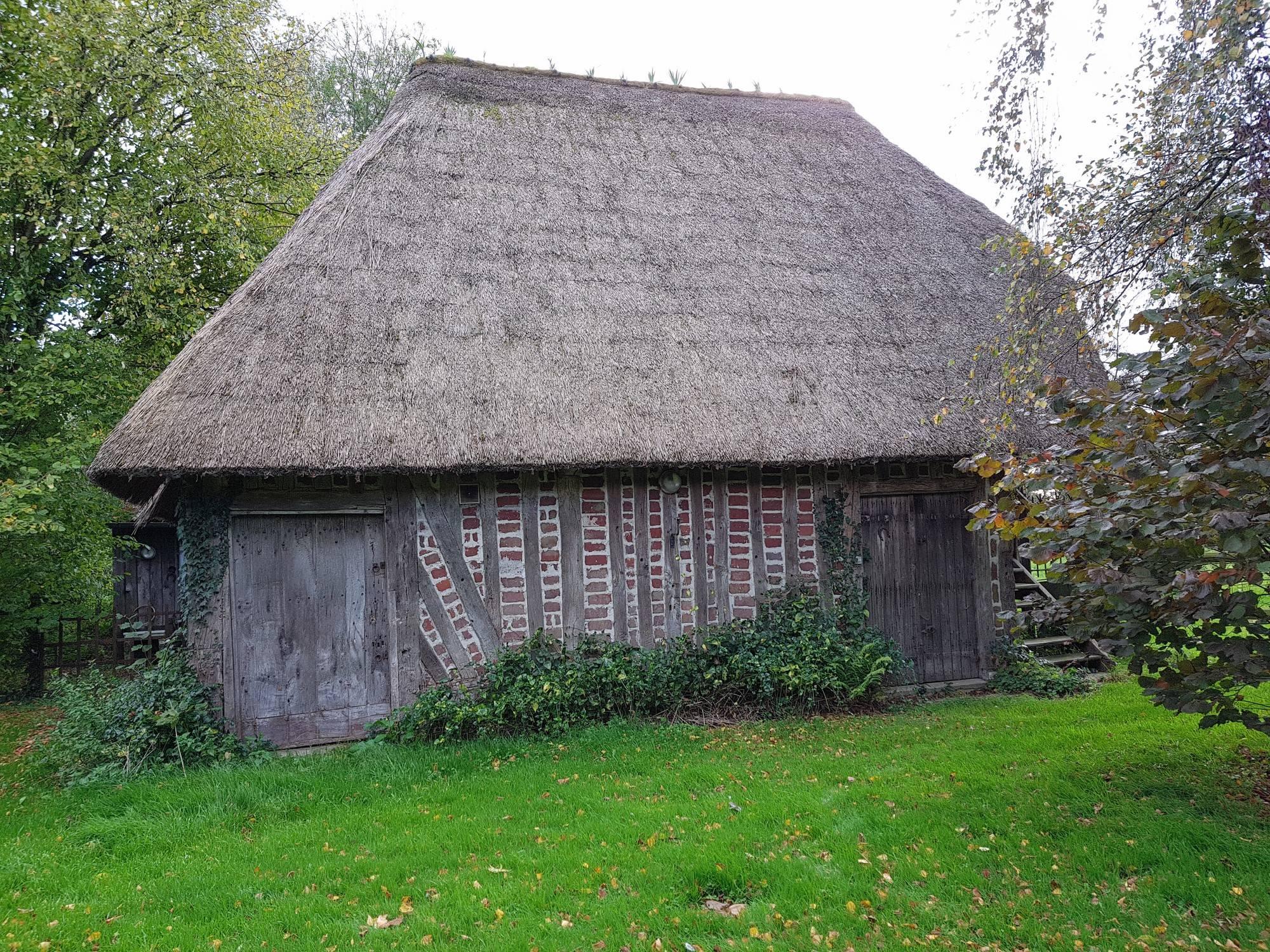 Acheter une propriété en colombages à 30 minutes de Deauville 14800