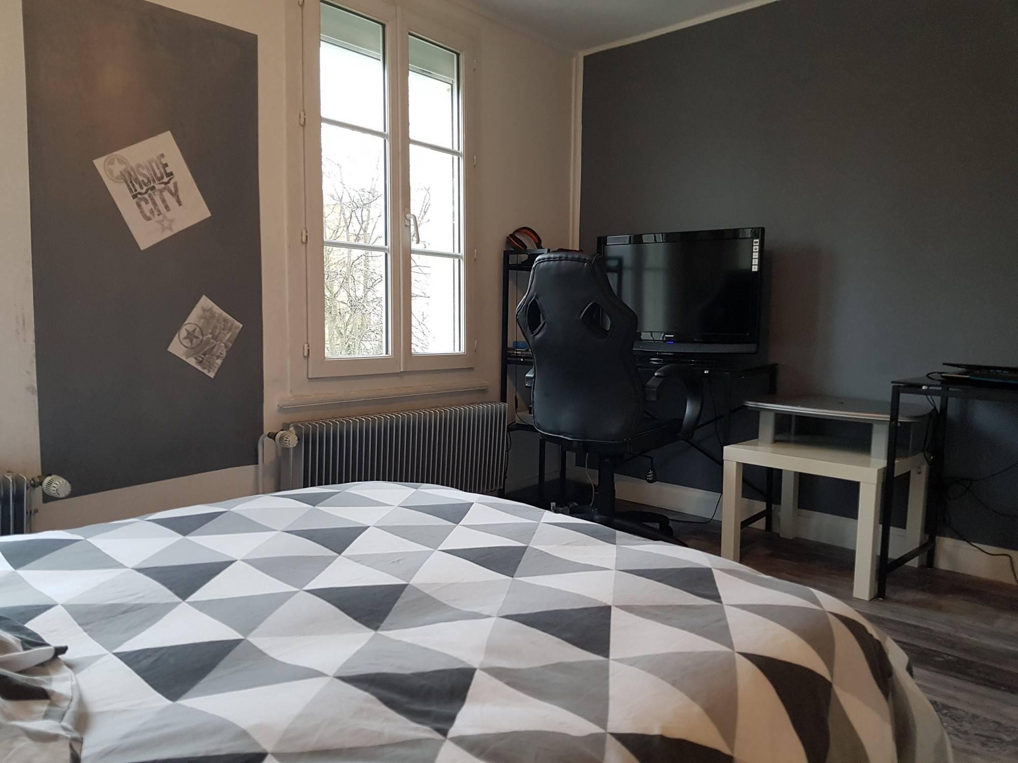 Acquérir maison quatre chambres centre LISIEUX 14100 LISIEUX