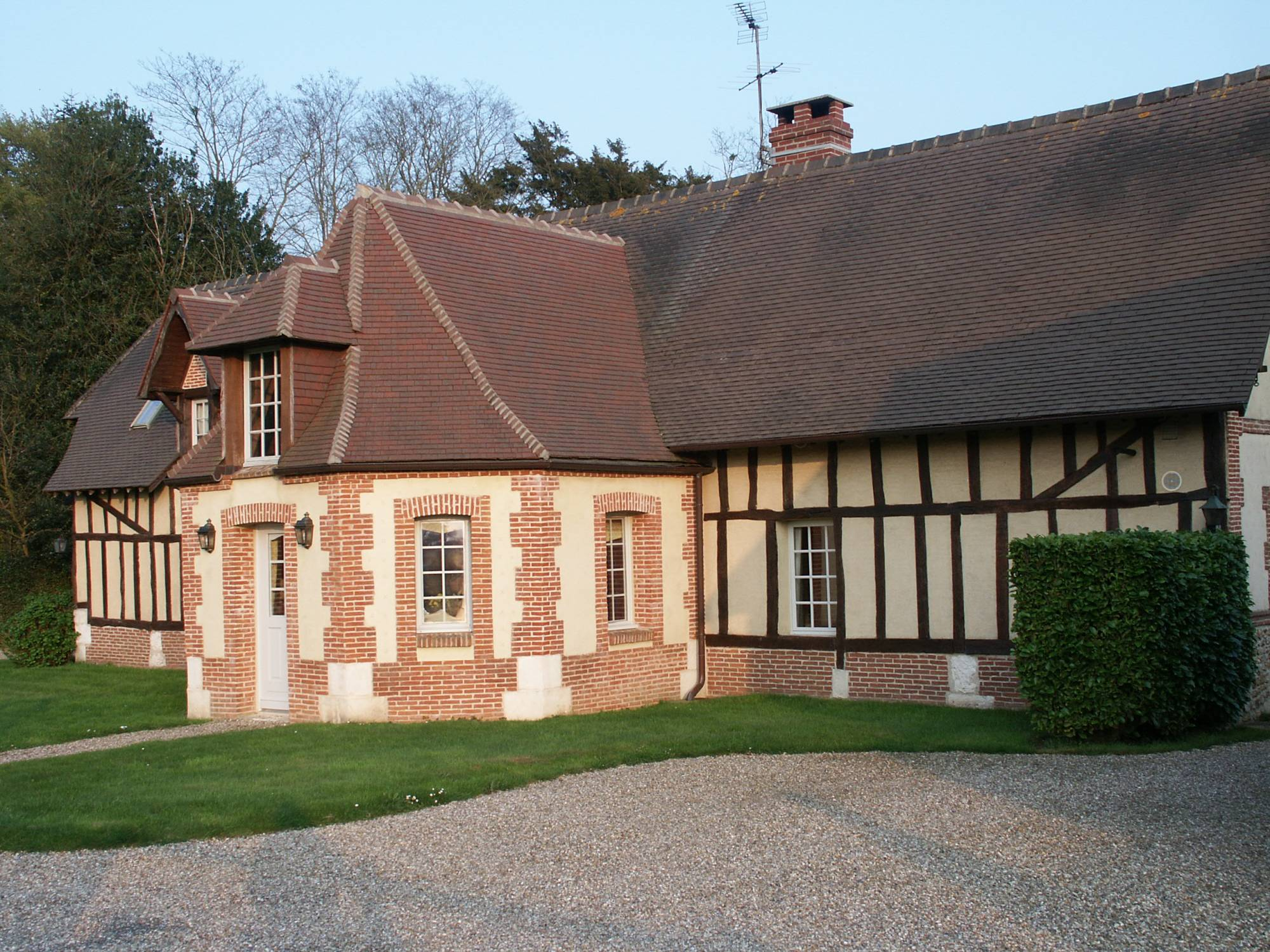 MAISON NORMANDE, Proche de Honfleur, Calvados 14600