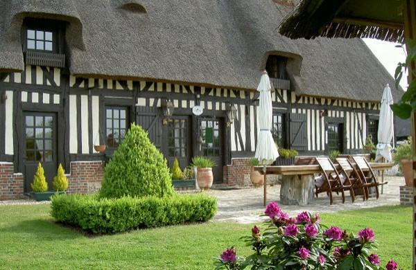 Agence Immobilière Terres et Demeures de Normandie située à Cormeilles dans l'Eure 27260