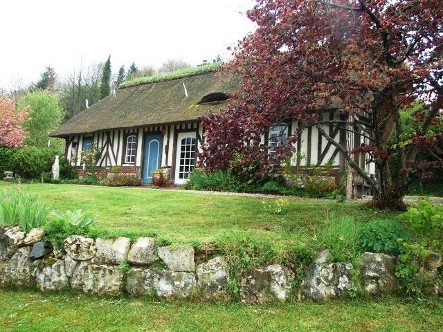 Ventes maison atypique a 20 minutes d honfleur calvados 14 for Agence immobiliere specialisee atypique