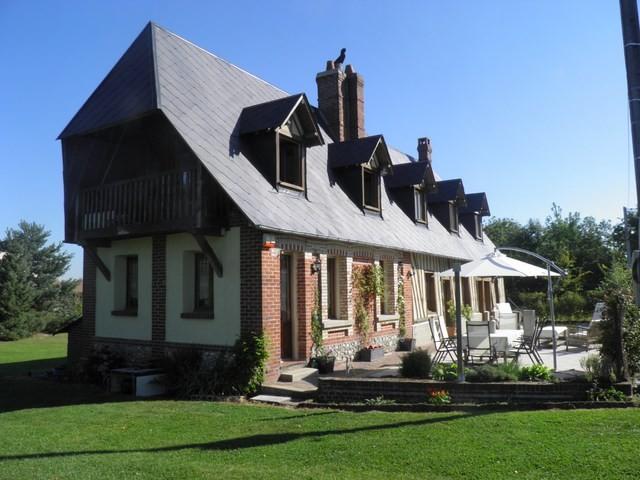 ventes maison normande a vendre normandie region pont audemer a quelques kilom tres de. Black Bedroom Furniture Sets. Home Design Ideas
