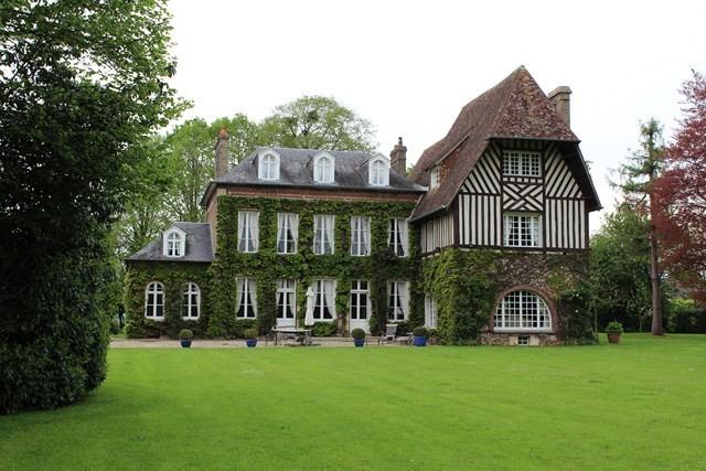 Achetez un Manoir de Caractère à 1H40 de la Porte Maillot, Normandie
