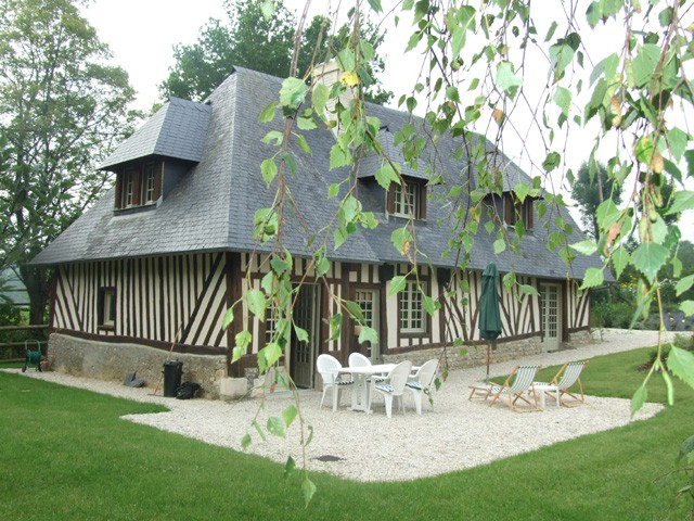 Ventes maison normande a 5 minutes de pont l eveque for Ancien pressoir de la maison jaune