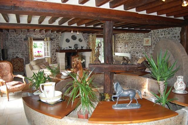 Ventes chaumiere normande a vendre normandie for Ancien pressoir de la maison jaune
