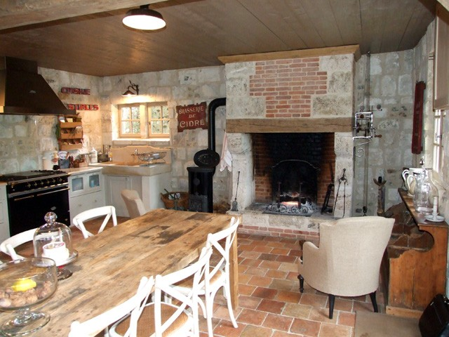 Ventes maison normande r gion st georges du vi vre for Decoration maison normande