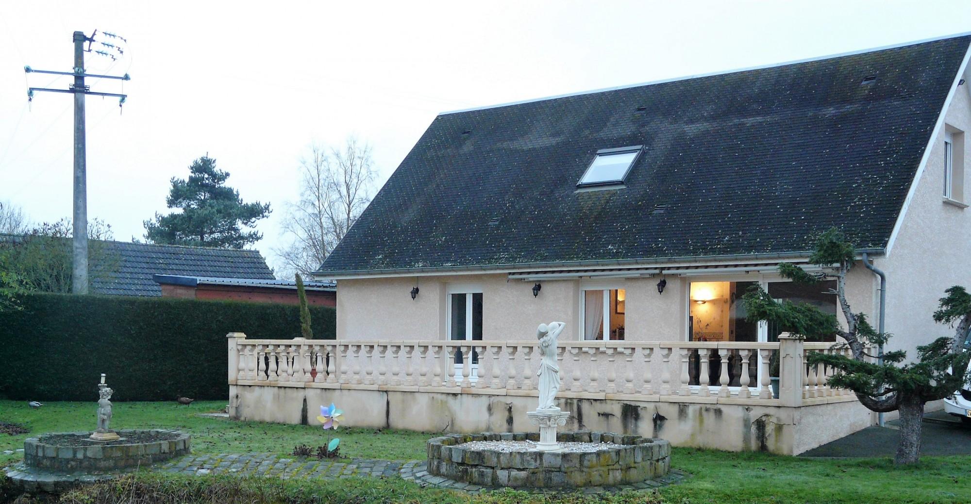 Achetez un pavillon à Sébécourt 27 Eure
