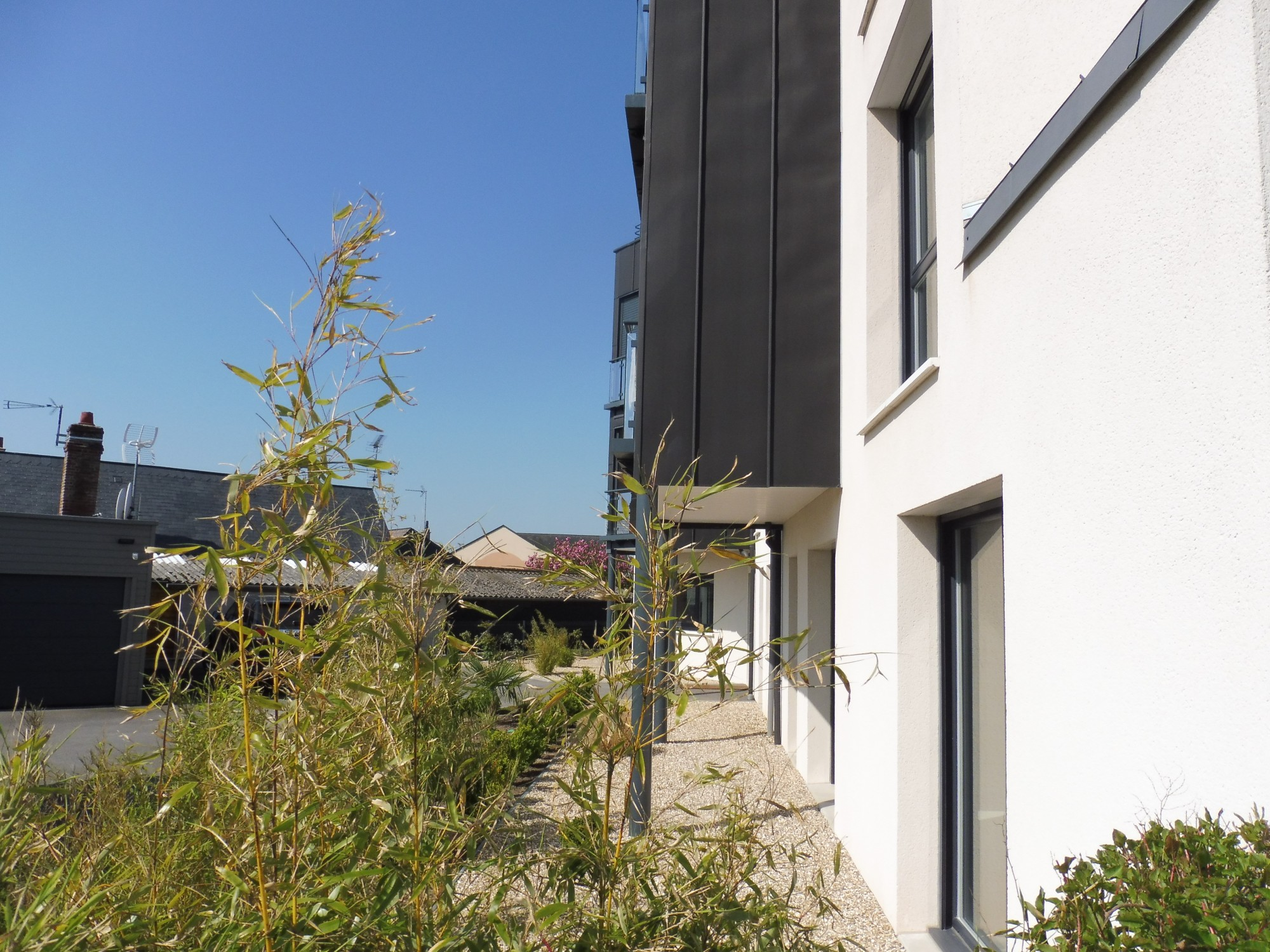 A vendre appartement f 3 dans une residence de standing for Agence immobiliere yvetot