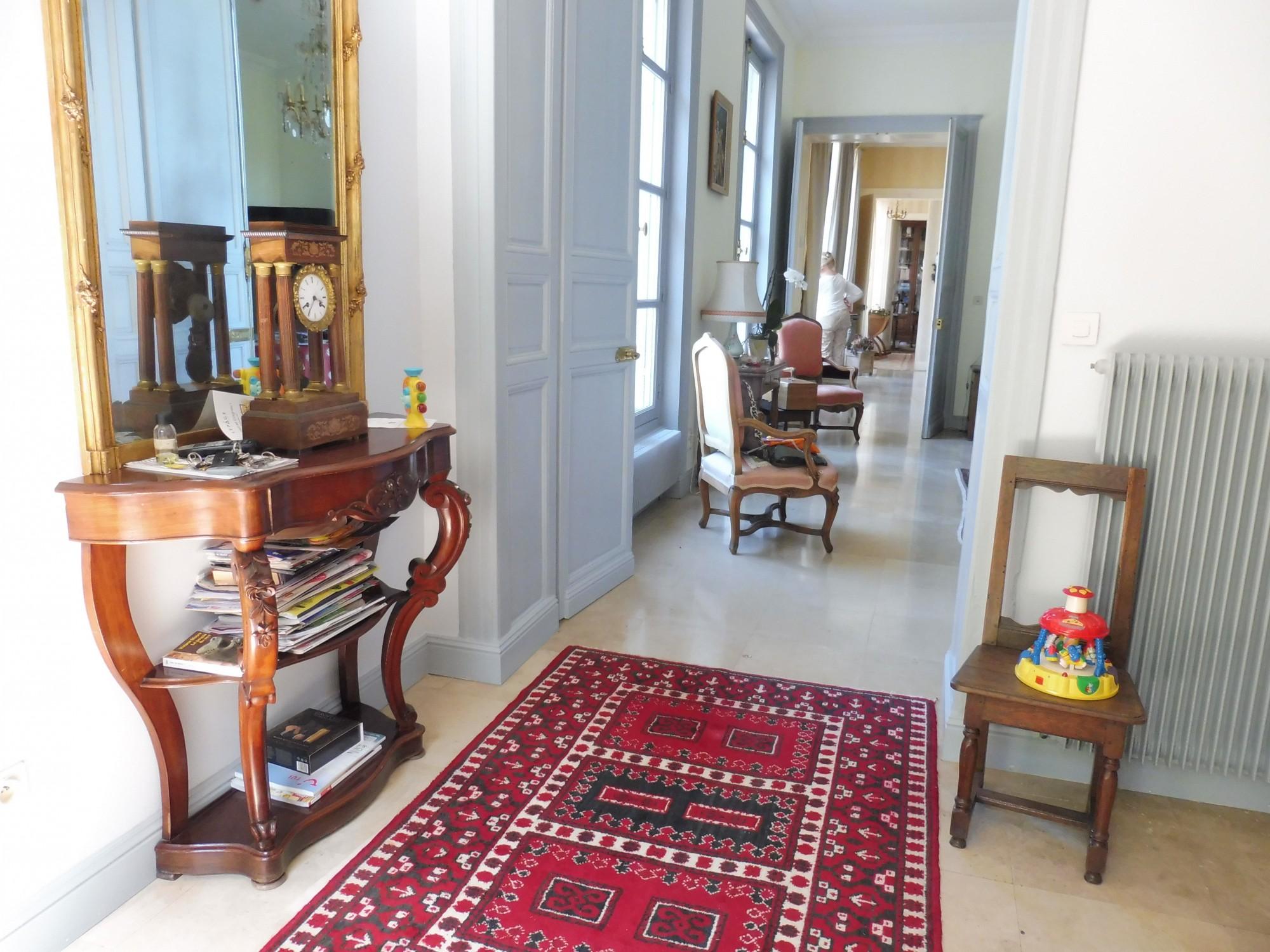 A vendre maison de charme et de caract re 76490 caudebec for Agence immobiliere yvetot