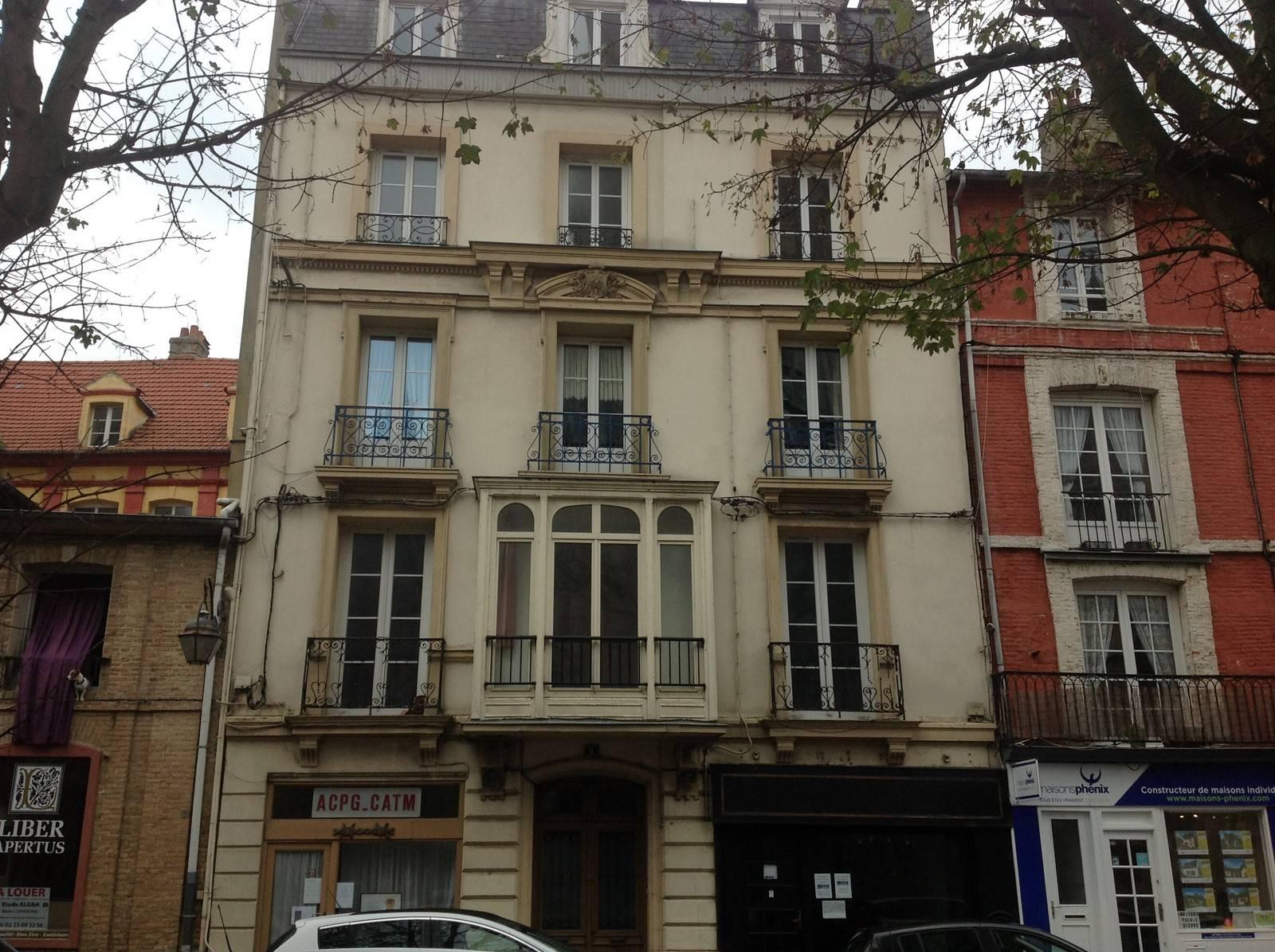 Appartement en centre ville de dieppe 76 terres et demeures de normandie - Appartement de ville paris ...