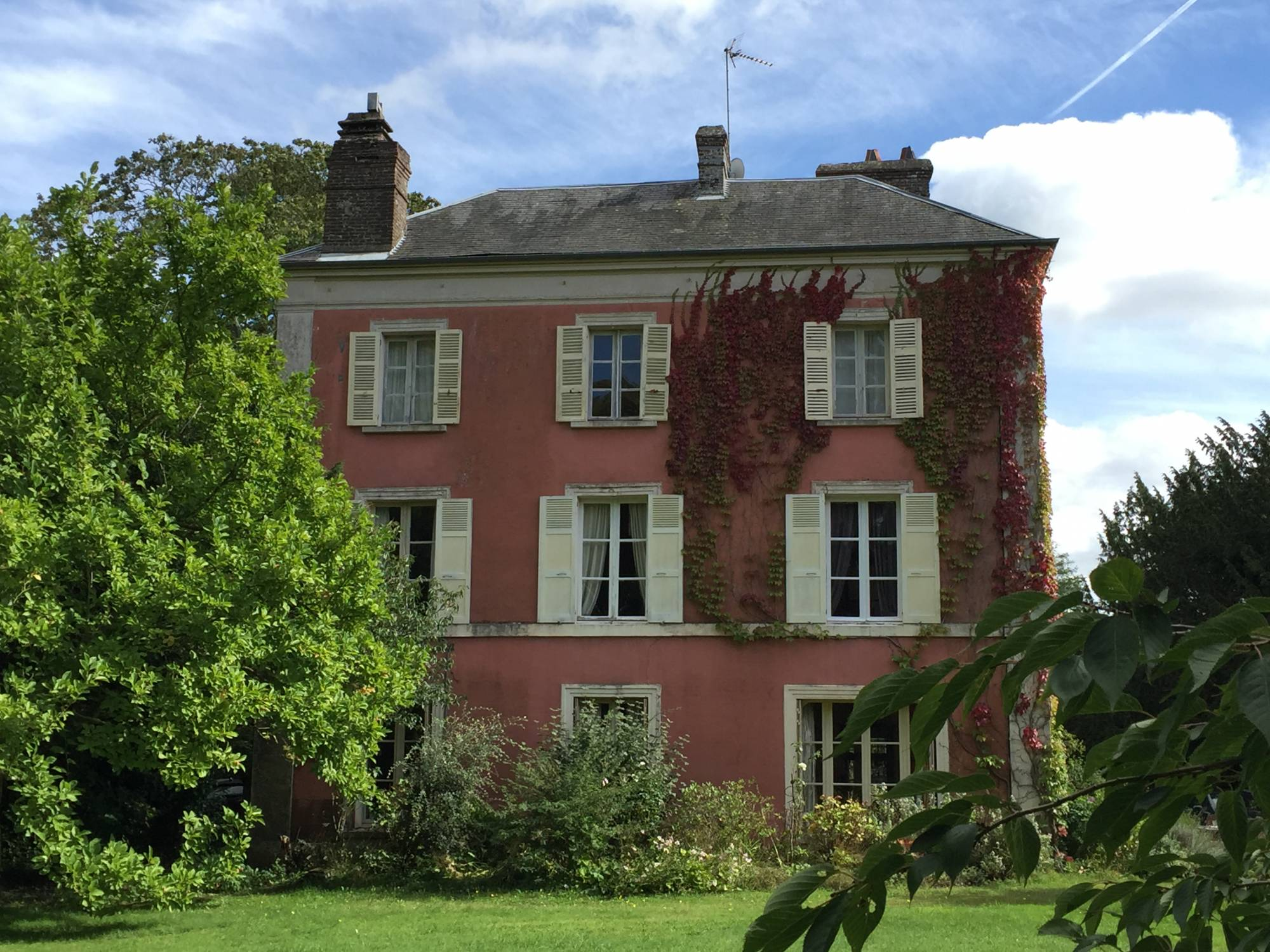 Vend Propriété bourgeoise sur un parc d'1ha5 en Normandie, Calvados 14130