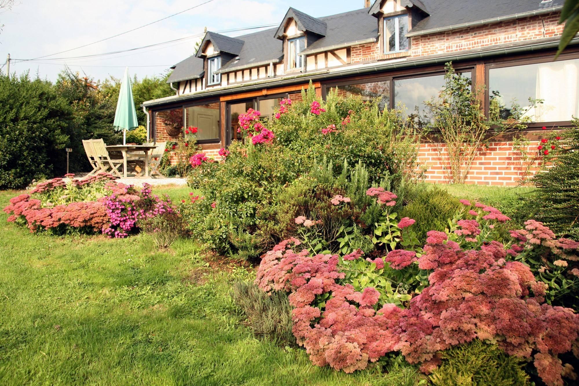 En vente maison normande briques et colombages secteur Pont L'Eveque 14130