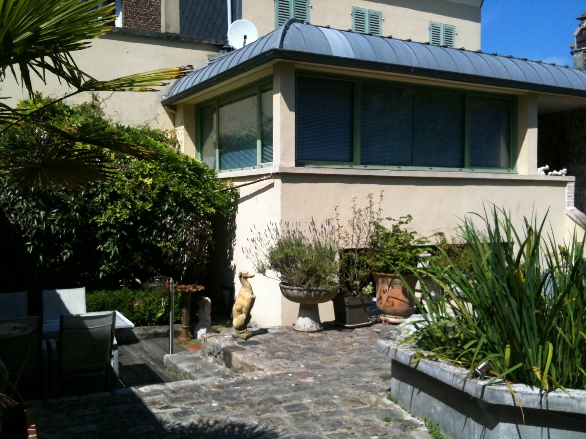 Achetez cette magnifique demeure de charme à Dieppe 76 Seine Maritime