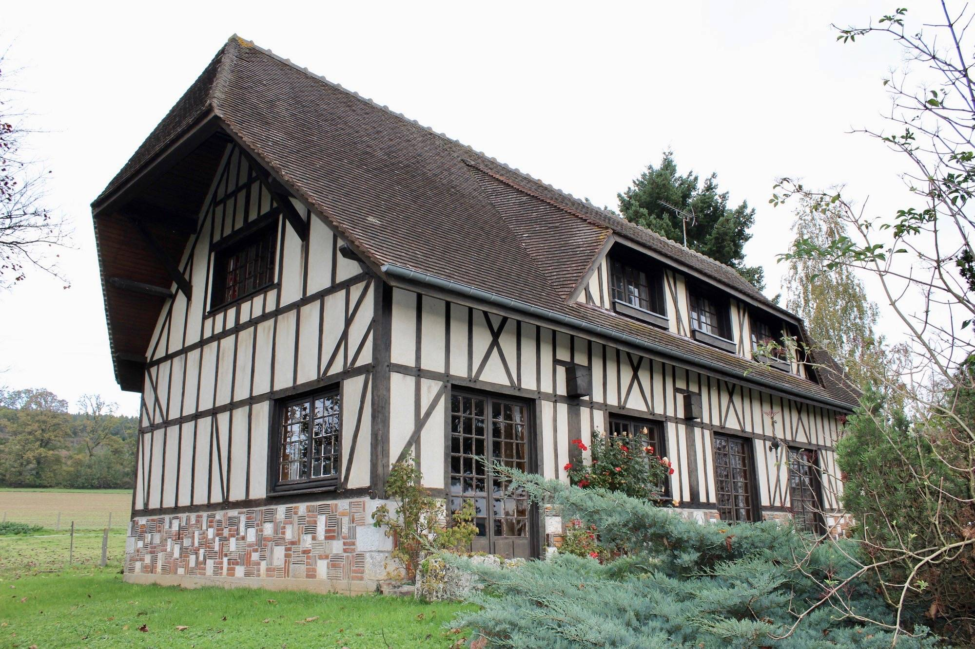 A vendre maison normande 27500 Pont Audemer