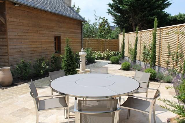 Achetez, une maison à colombages au coeur d'un charmant village tous commerces, en Normandie