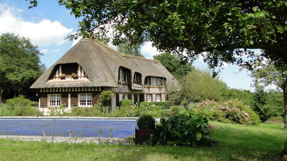 la maison normande trouville excellent p with la maison normande trouville elegant location de. Black Bedroom Furniture Sets. Home Design Ideas