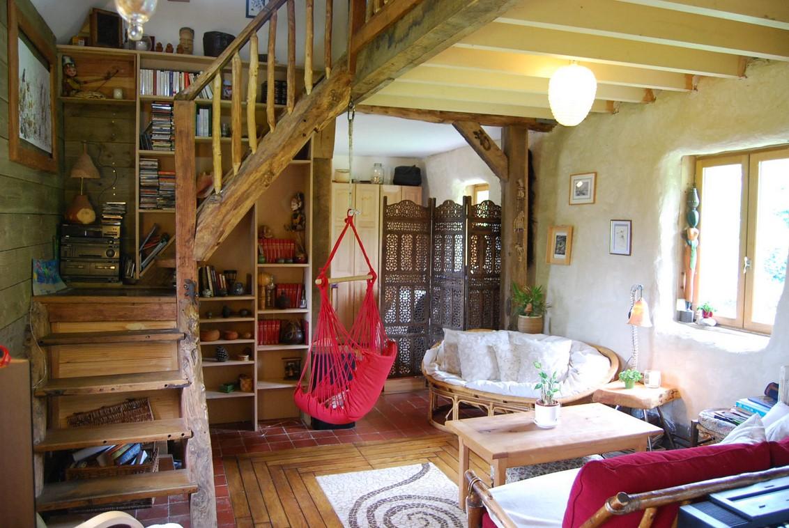 nos biens a deauville honfleur et cabourg chaumiere colombages r gion marais vernier terres et. Black Bedroom Furniture Sets. Home Design Ideas