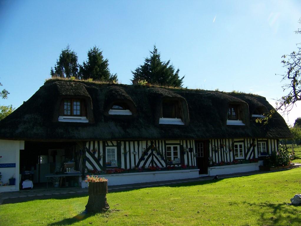 Acheter, chaumière de charme, à 15 minutes de Deauville, Calvados