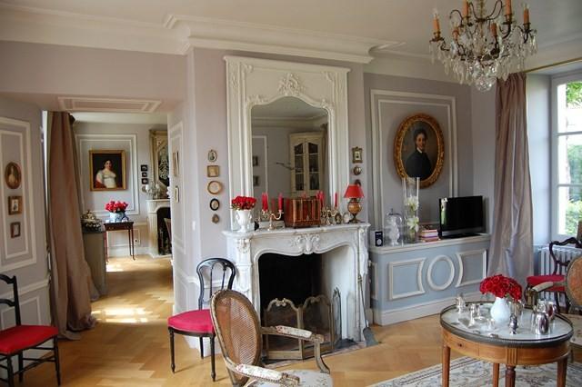 Ventes hotel particulier r gion haras du pin orne terres et demeures de normandie - Chambre d hote haras du pin ...