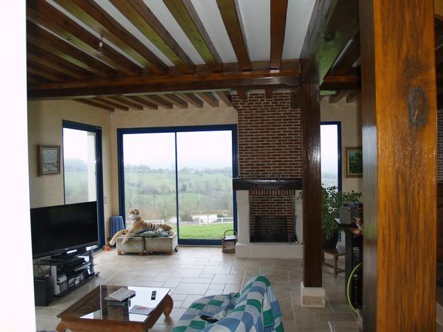 Ventes maison contemporaine a vendre normandie for Maison moderne normandie
