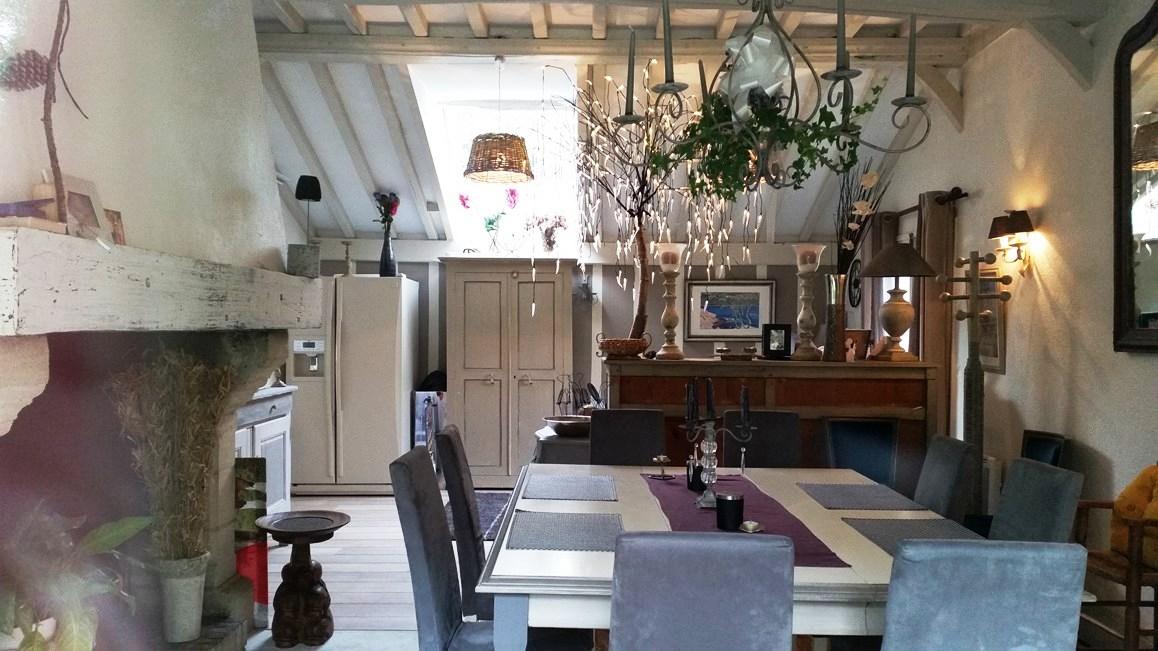 Achetez maison de style normand aux portes d'un village en normandie