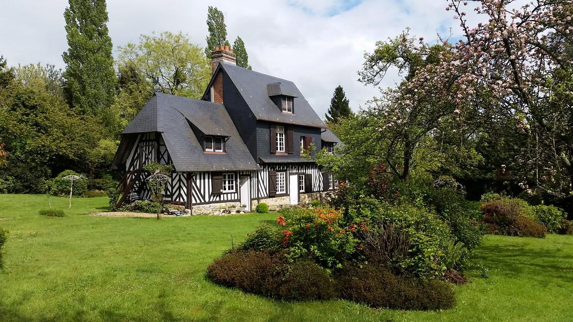 A vendre, maison de maitre dans la régiond d'Honfleur 14600