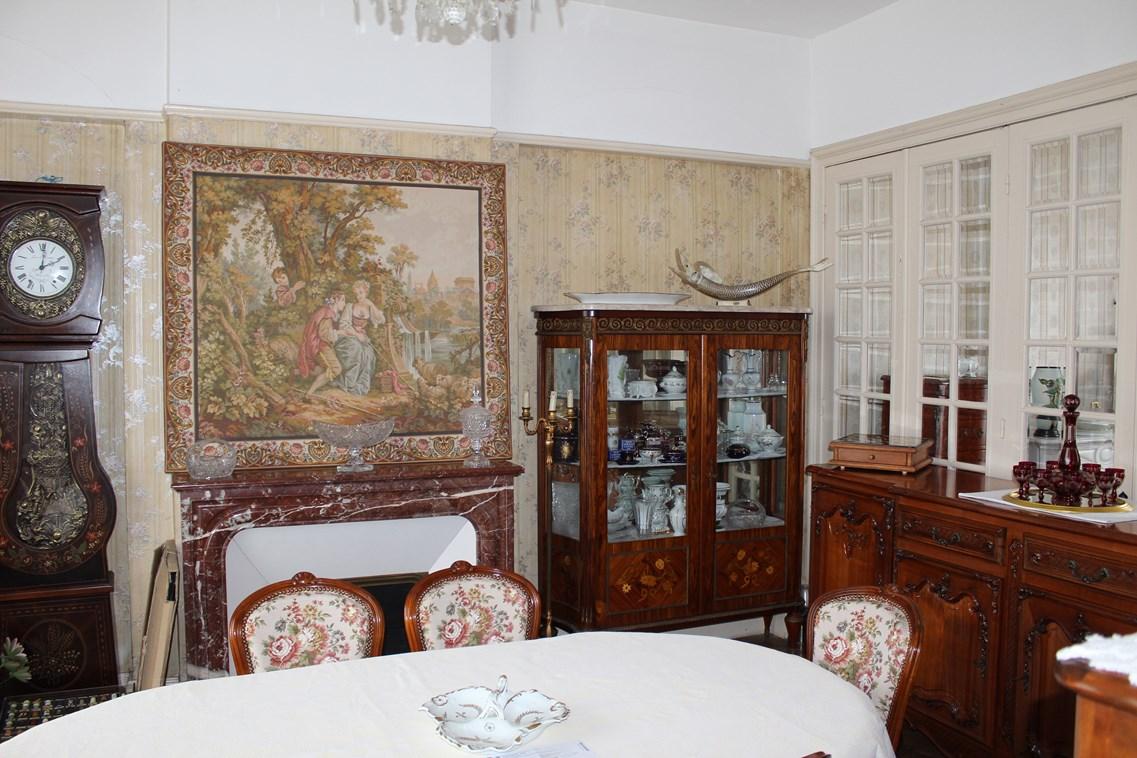 Recherche Maison de village avec double salon parqueté dans le secteur de Lisieux 14100