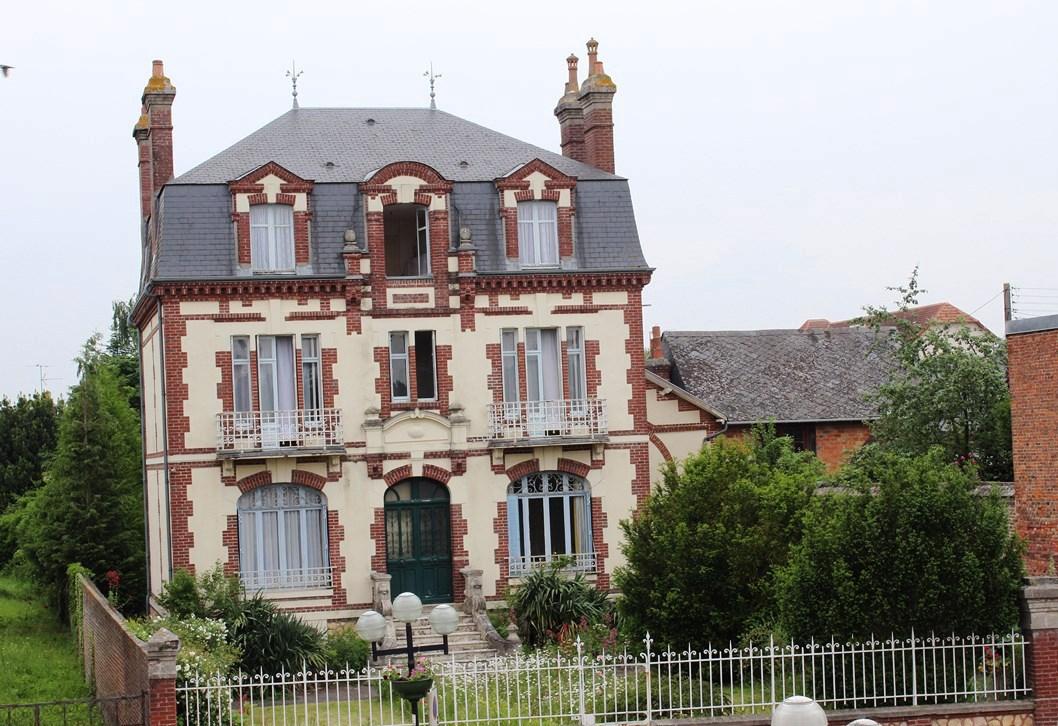 Vente MAISON DE MAÎTRE Région PAYS D'AUGE, à 45 minutes de DEAUVILLE