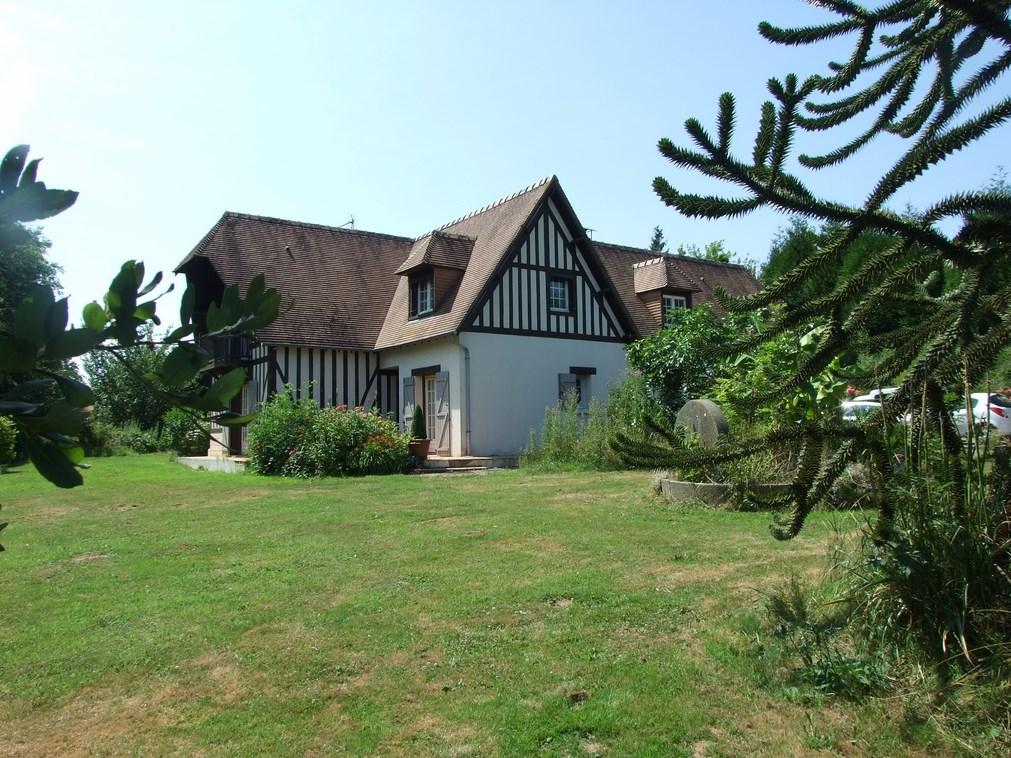 a acheter villa style normand env. 220 m²