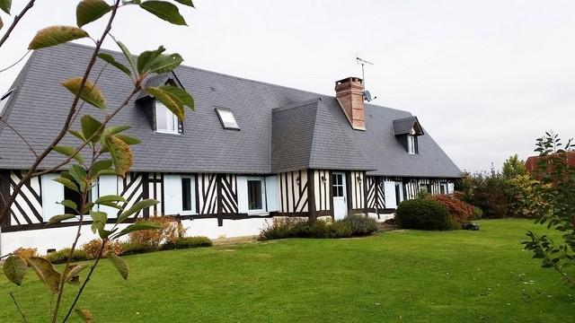 Belle propriété normande en vente région Bernay 27