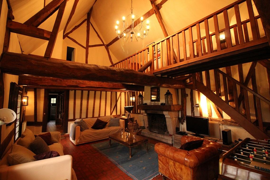 Terres et Demeures de Normandie vous propose cette maison de charme en Normandie Calvados 14