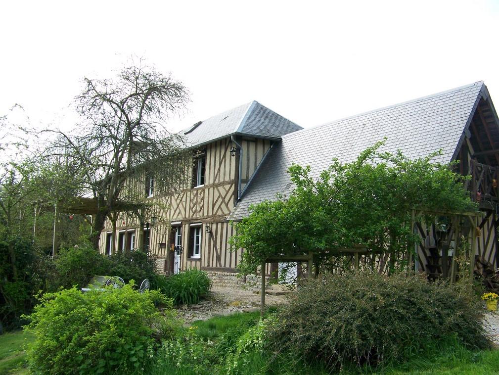 Vente PROPRIETE NORMANDE Région Cormeilles - Eure 27