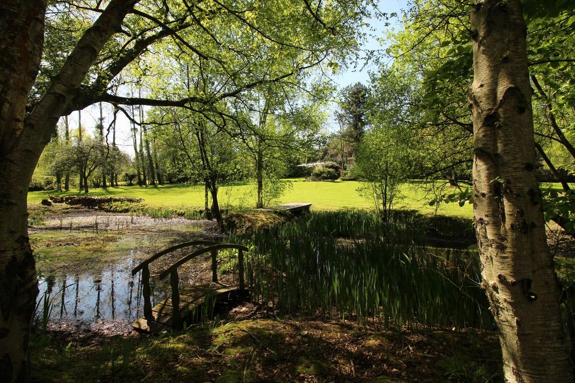 A vendre Propriété de charme sur parc paysagé région Pont-l'Évêque 14130
