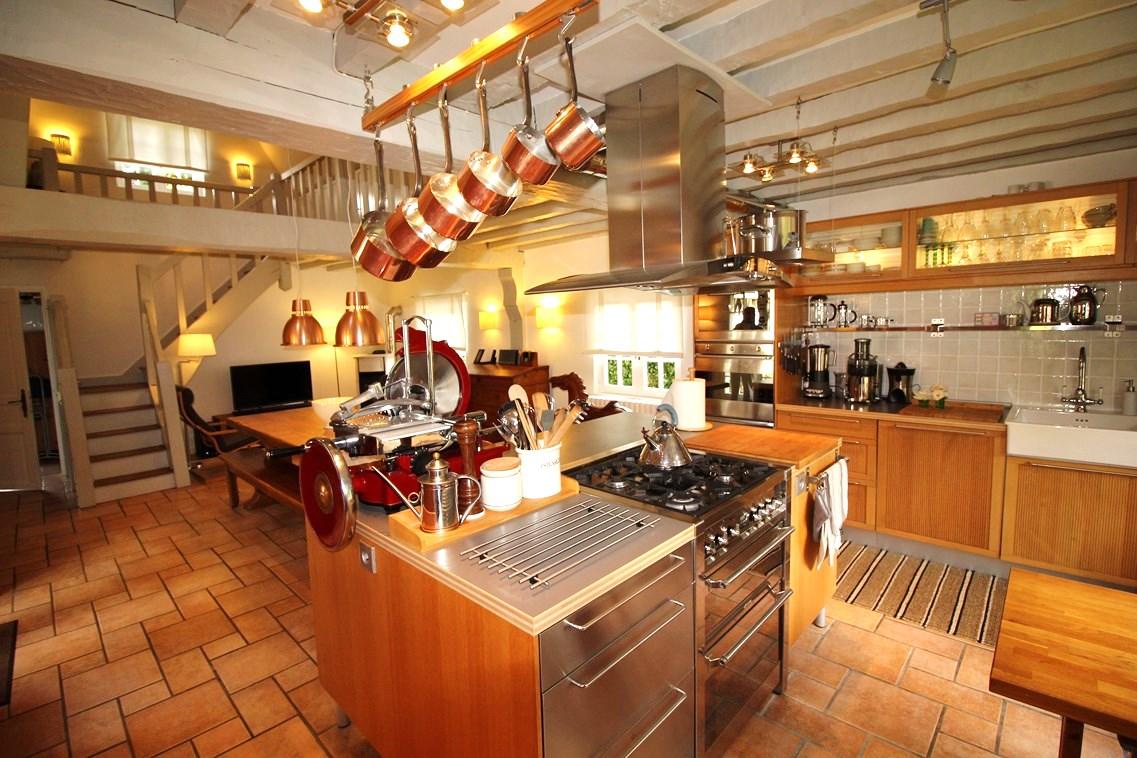 Visite Maison Normande idéal gîte et chambres d'hôtes en Normandie 14130