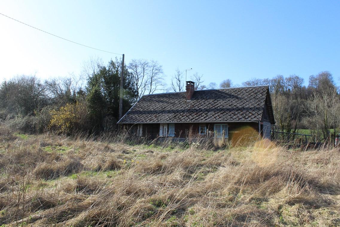 Ventes maison d 39 habitation entre beuzeville pont audemer for Vente habitation