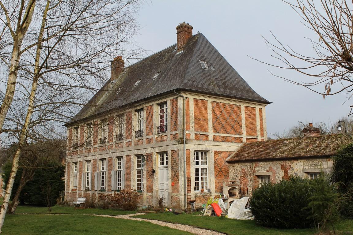 A vendre Ancien Chateau de Blangy le chateau 14130