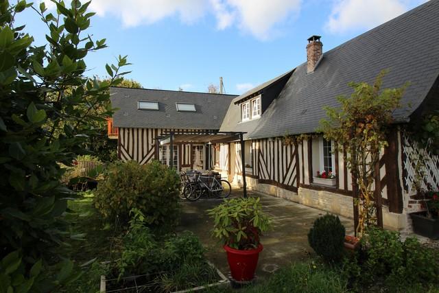 L'agence immobilière Terres Et Demeures de Normandie vous invite à venir visiter cette propriété calvados 14
