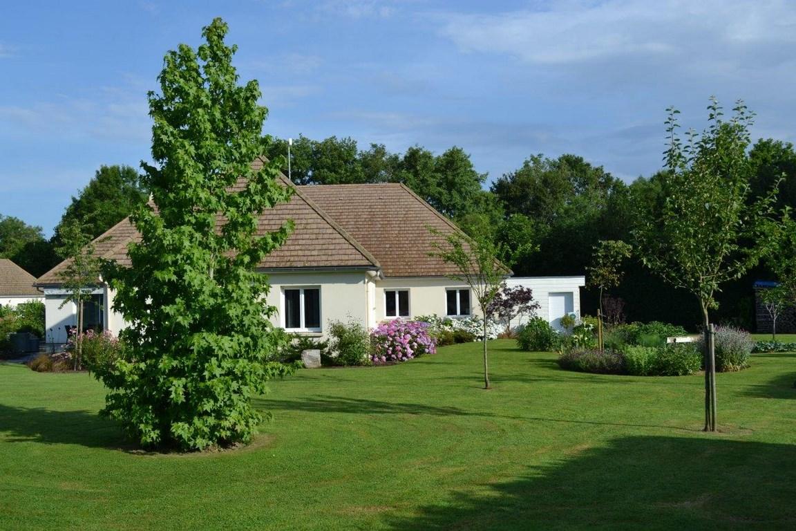 Ventes maison contemporaine entre cormeilles et bernay for Vente maison moderne