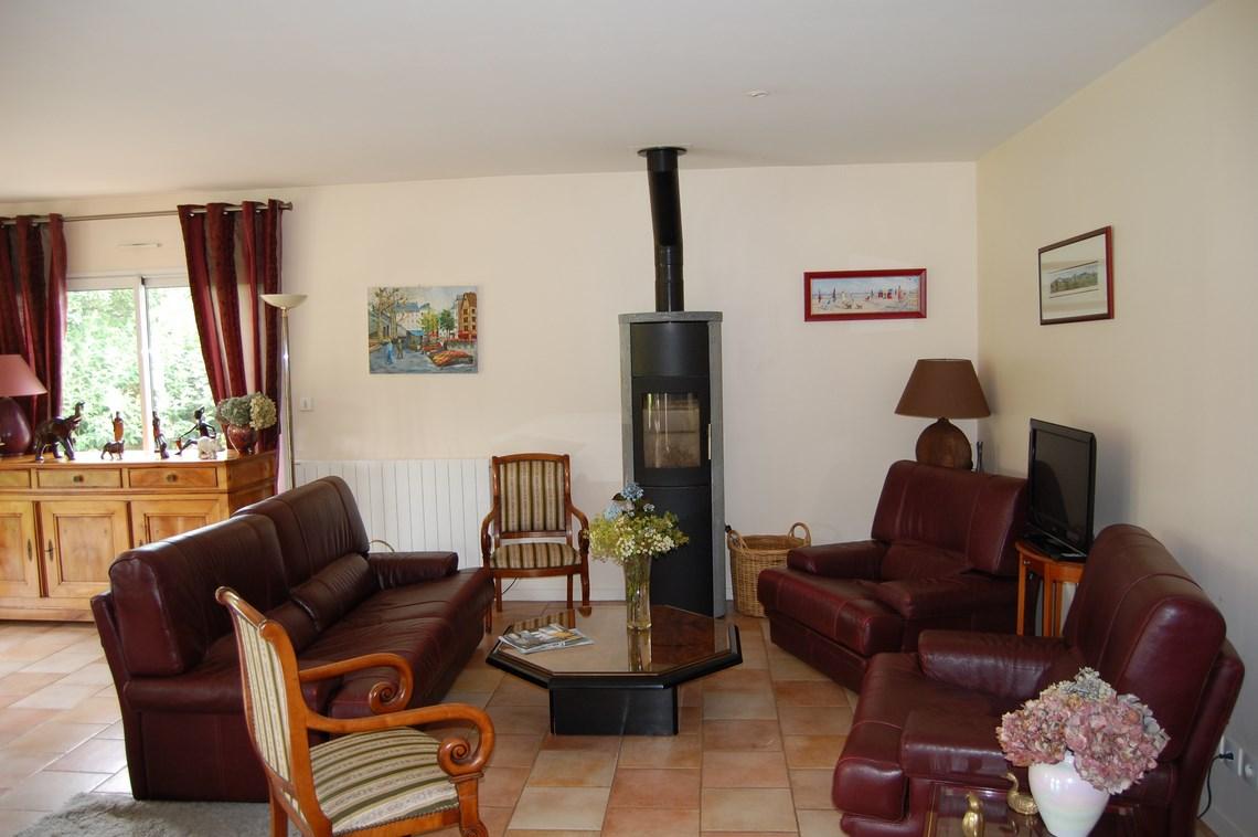 Ventes maison contemporaine a 5 minutes de cormeilles eure for Maison moderne normandie