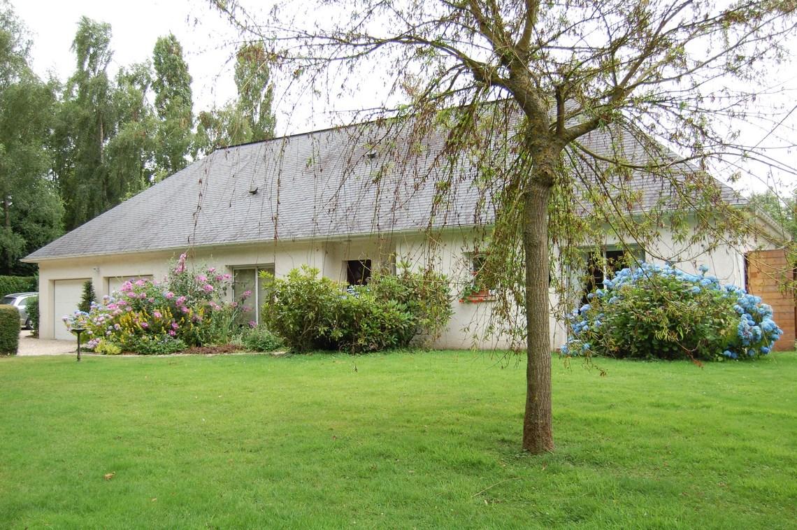 Ventes maison contemporaine a 5 minutes de cormeilles eure for Vente maison moderne
