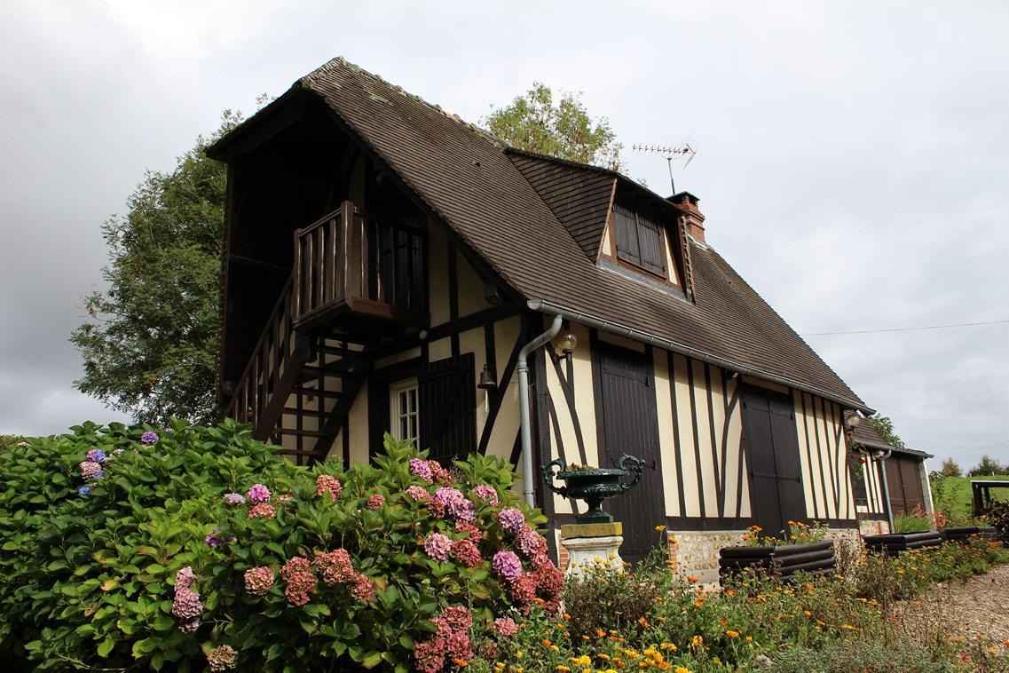 Recherche Maison Normande sur un terrain de 5700 m² Eure 27