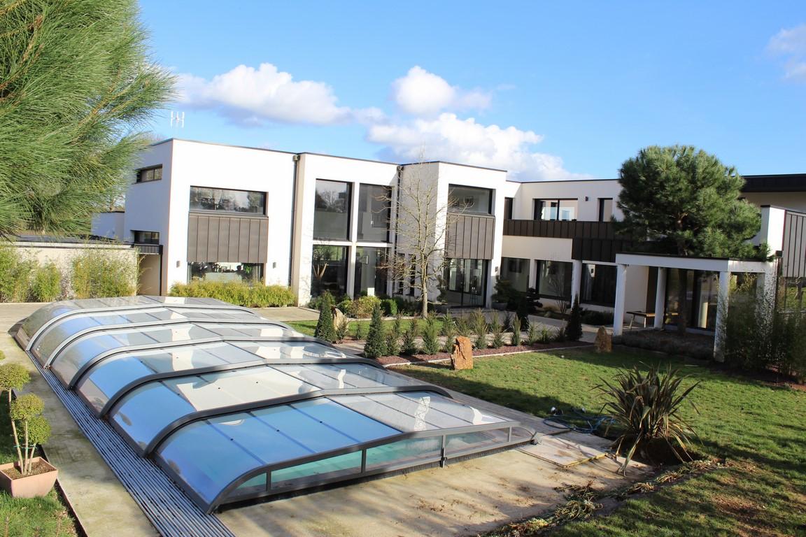 achetez une maison contemporaine région Pont-Audemer 27