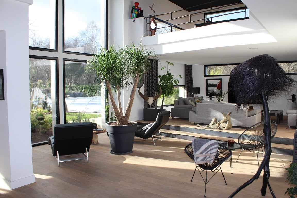 Vend une Maison d'Architecte de plus de 400 m² à 10 minutes de Pont-Audemer 27500