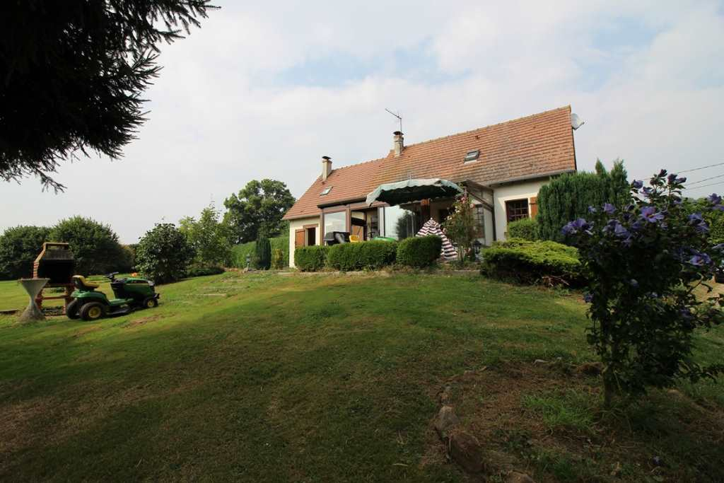 Acquisition maison contemporaine en normandie 14130