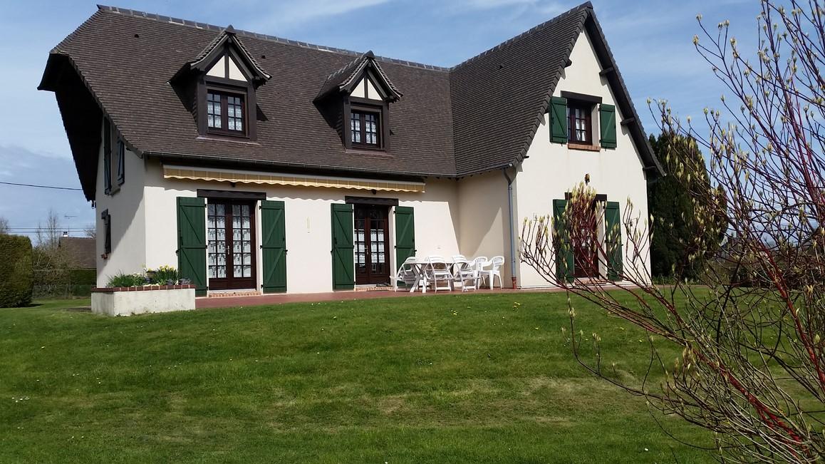 Vente MAISON TRADITIONNELLE Région Cormeilles - Eure 27