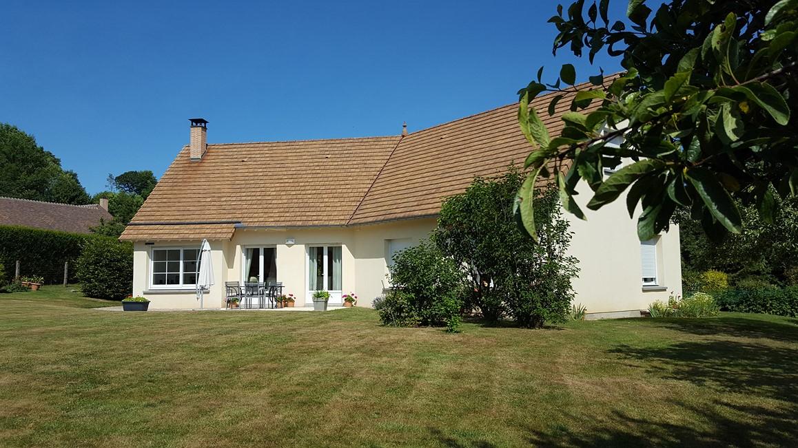 L'agence Terres et Demeures de Normandie, située à Cormeilles Eure 27260