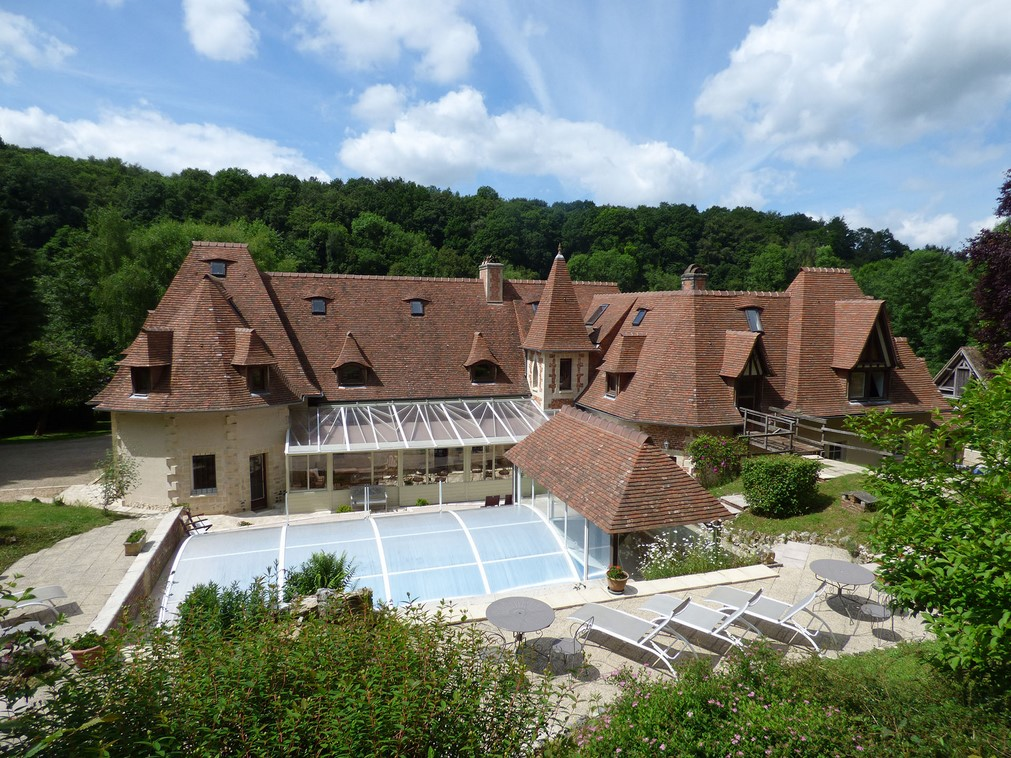 L'Agence Terres et Demeures de Normandie située à Cormeilles Eure 27