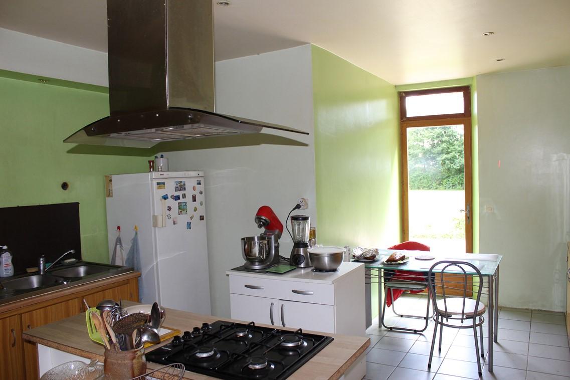 Acheter à 30 minutes de la  Gare de Deauville une maison de Campagne dans un environnement calme Calvados 14